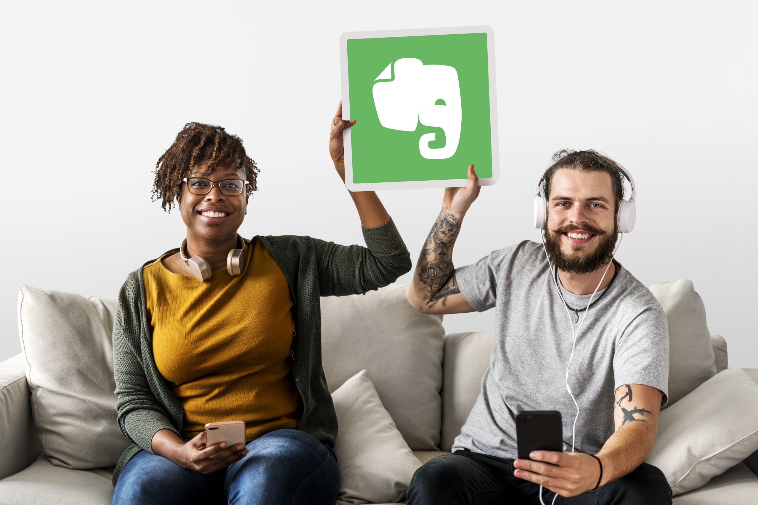 Usando o EVERNOTE para organizar jobs e projetos