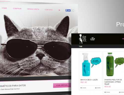 Case: Loja Virtual The Cat & Co