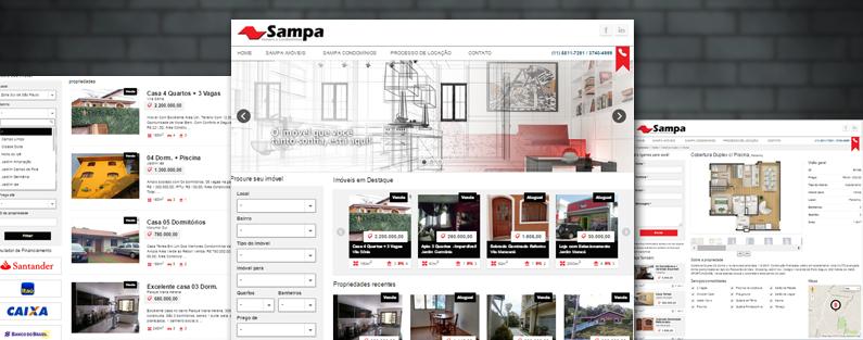 Lançamos o novo site da Sampa Imóveis!