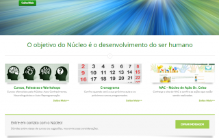 Lançamos o novo site do Núcleo!