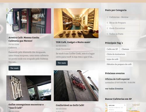 Lançamos o Blog do Café Especial São Paulo