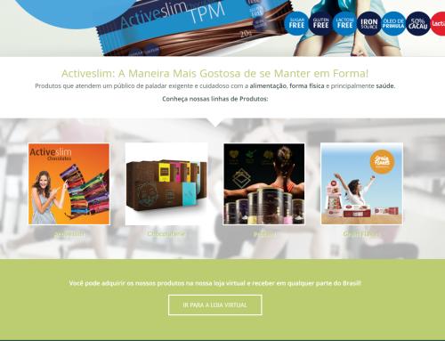 eCommerce: Activeslim