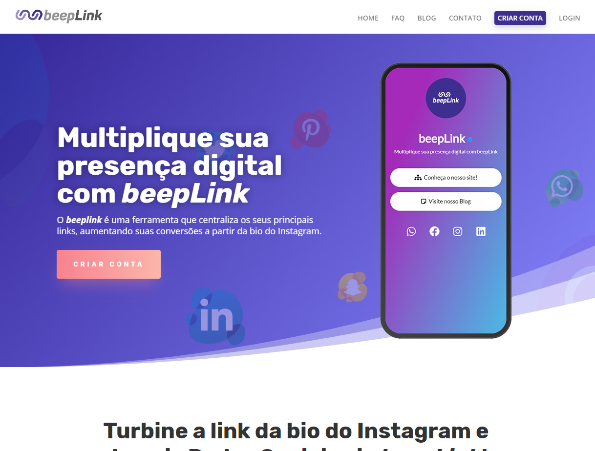 Site beepLink